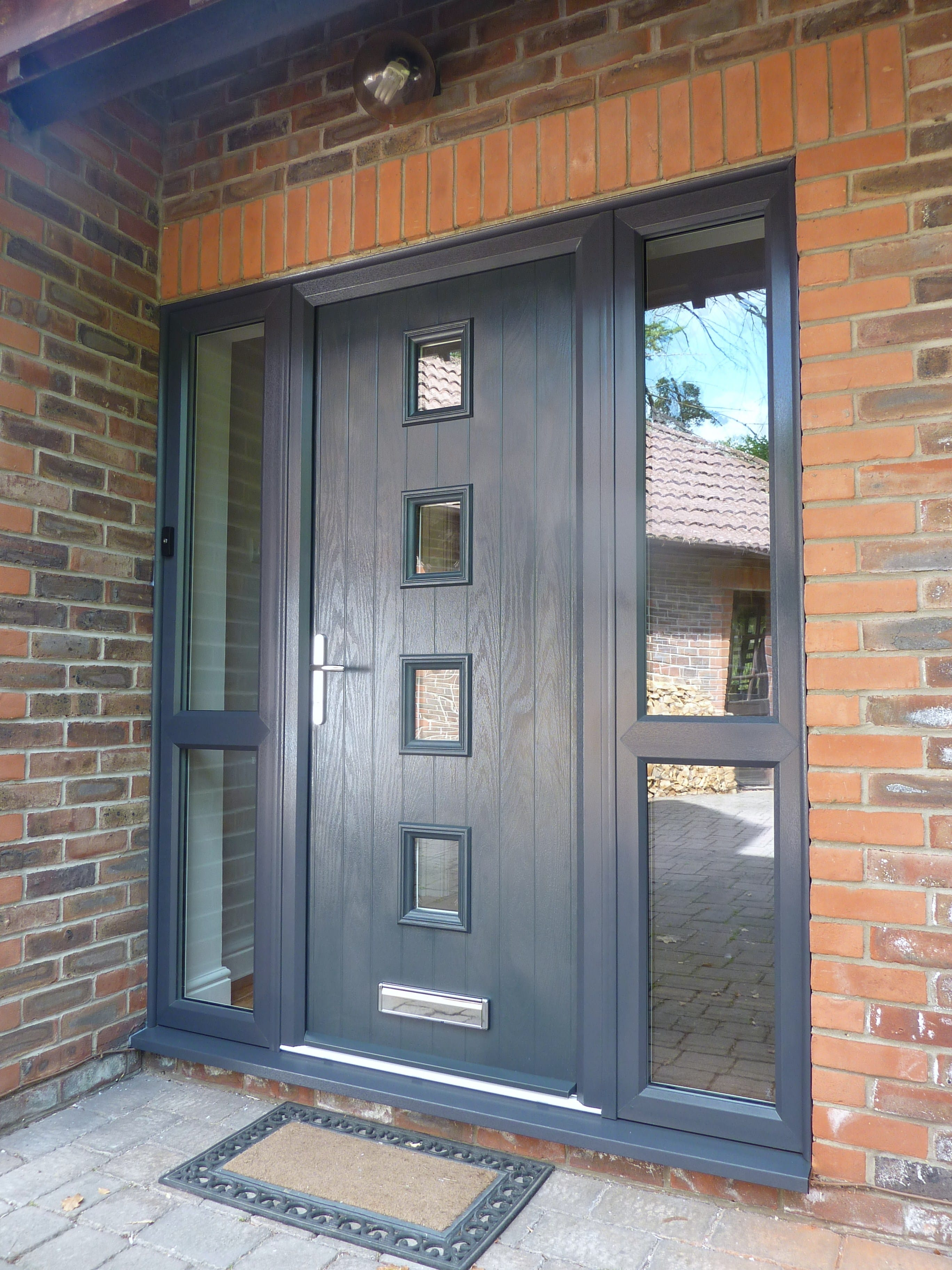 new products 5ea7c 3025b Doors by CTG Windows, in Hayle